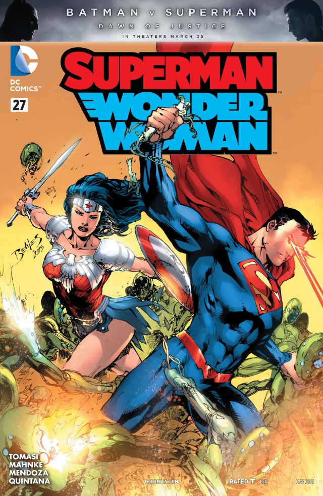 Superman/Wonder Woman Vol 1 27