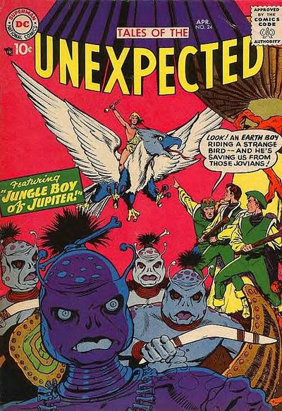 Tales of the Unexpected Vol 1 24