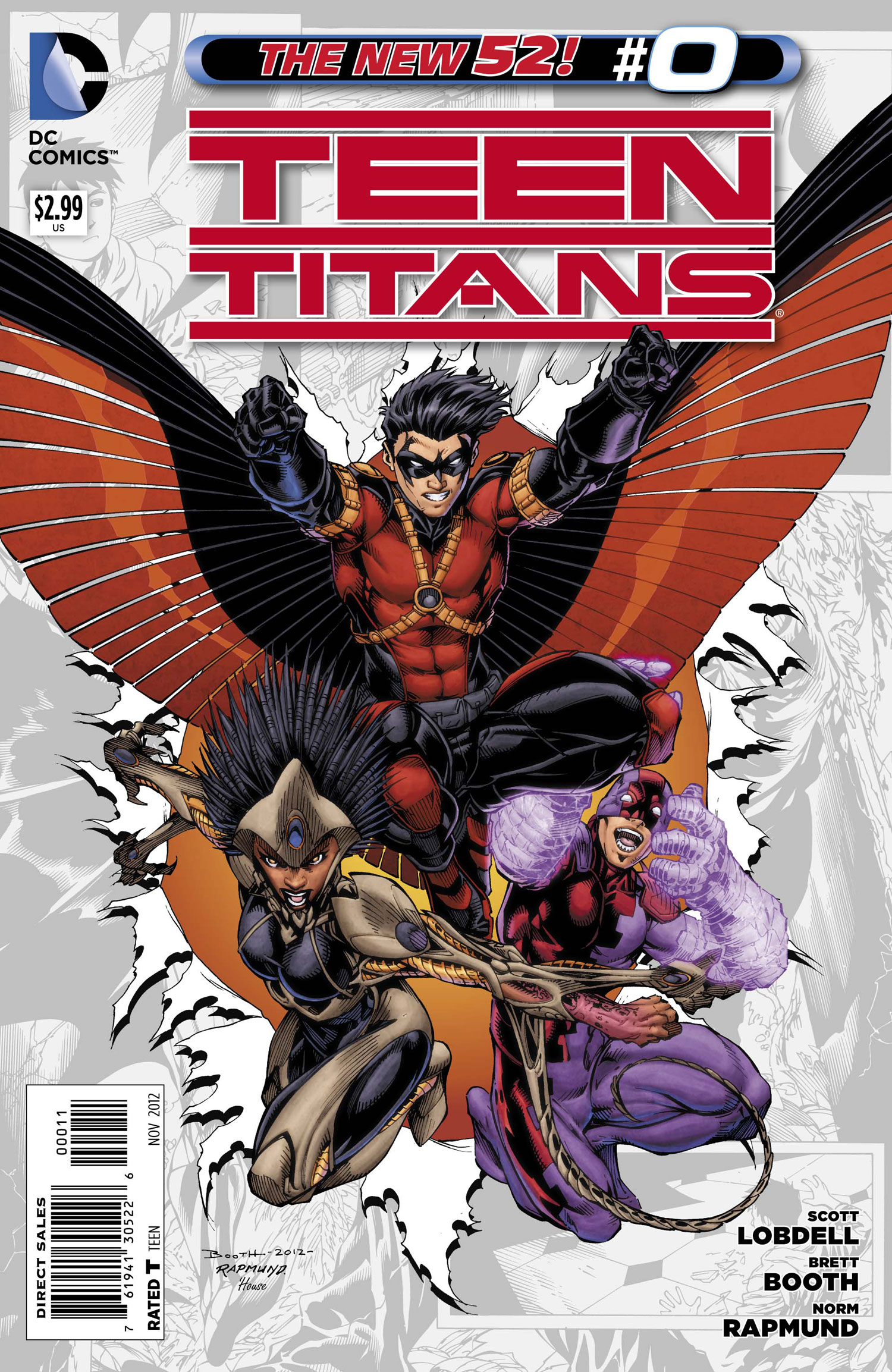Teen Titans Vol 4 0