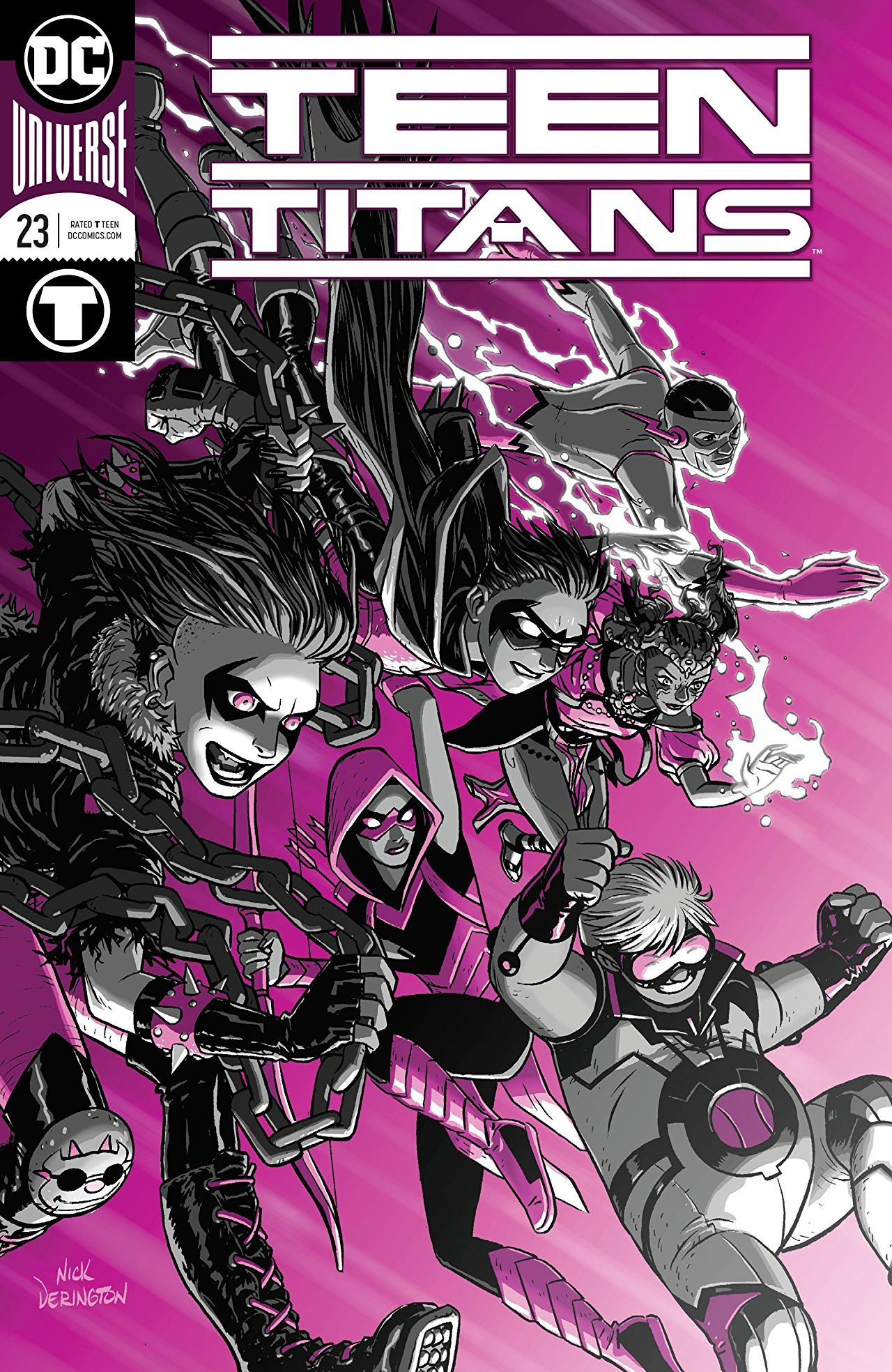 Teen Titans Vol 6 23
