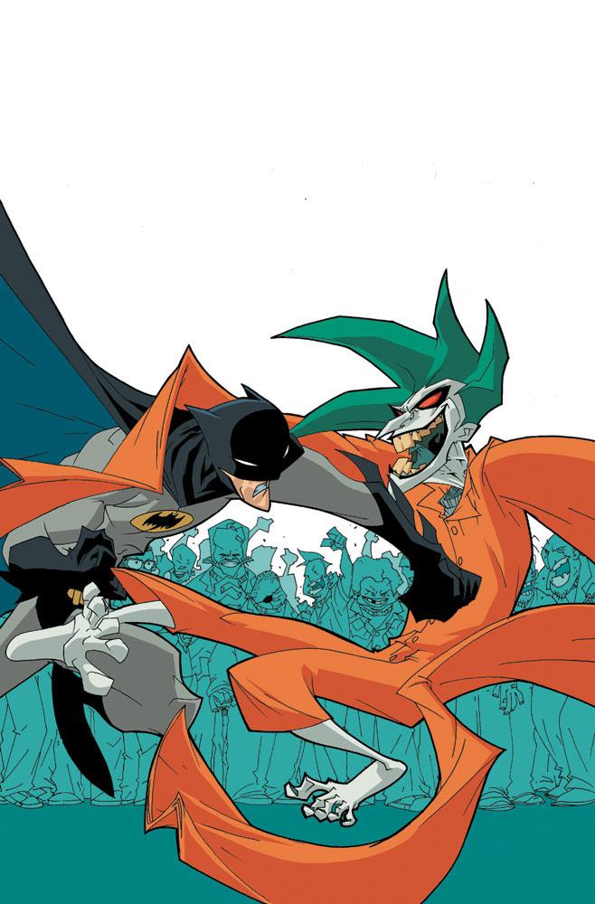 The Batman Strikes! Vol 1 9 Textless.jpg