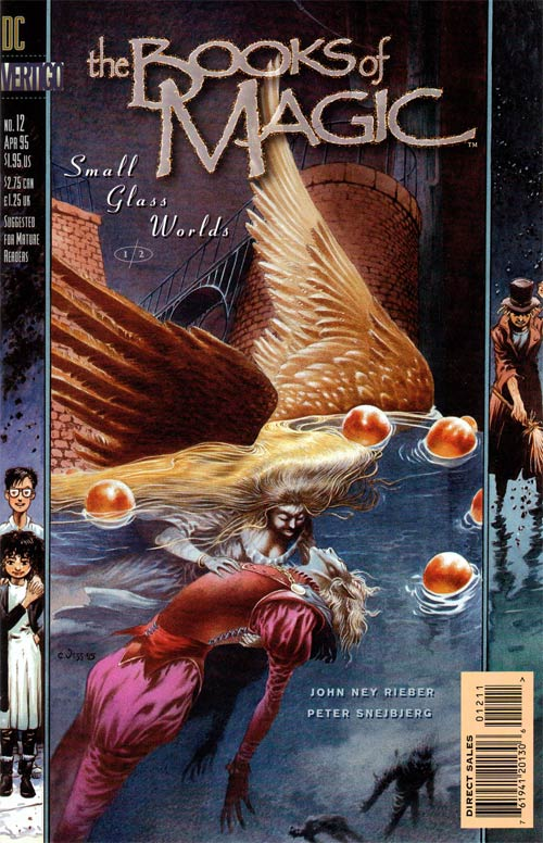 The Books of Magic Vol 2 12
