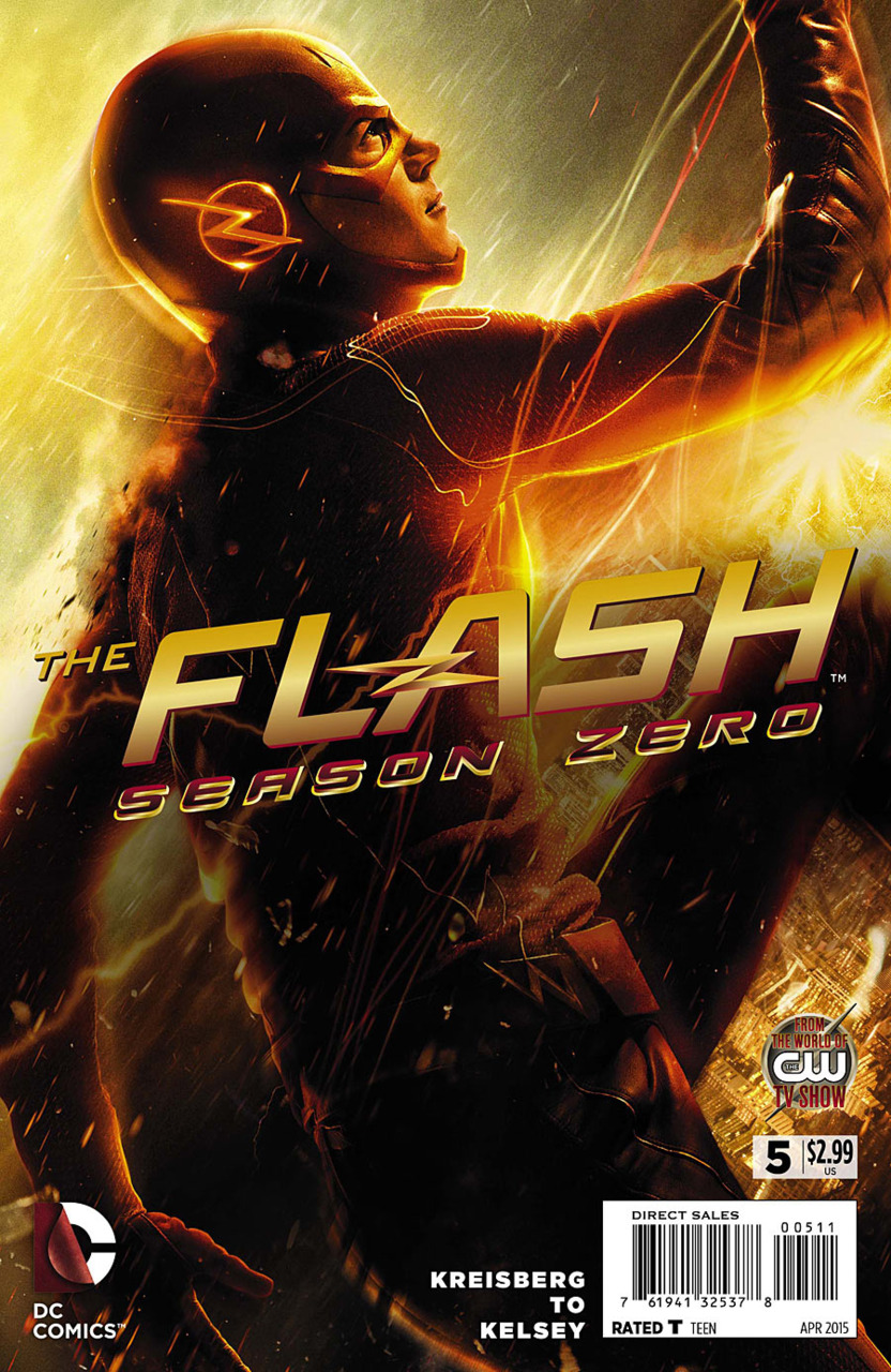 The Flash: Season Zero Vol 1 5