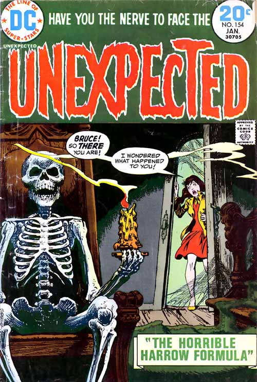 The Unexpected Vol 1 154