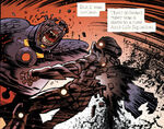 """Becoming infected and """"killing"""" the Black Racer"""