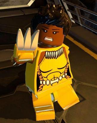 Mari McCabe (Lego Batman)