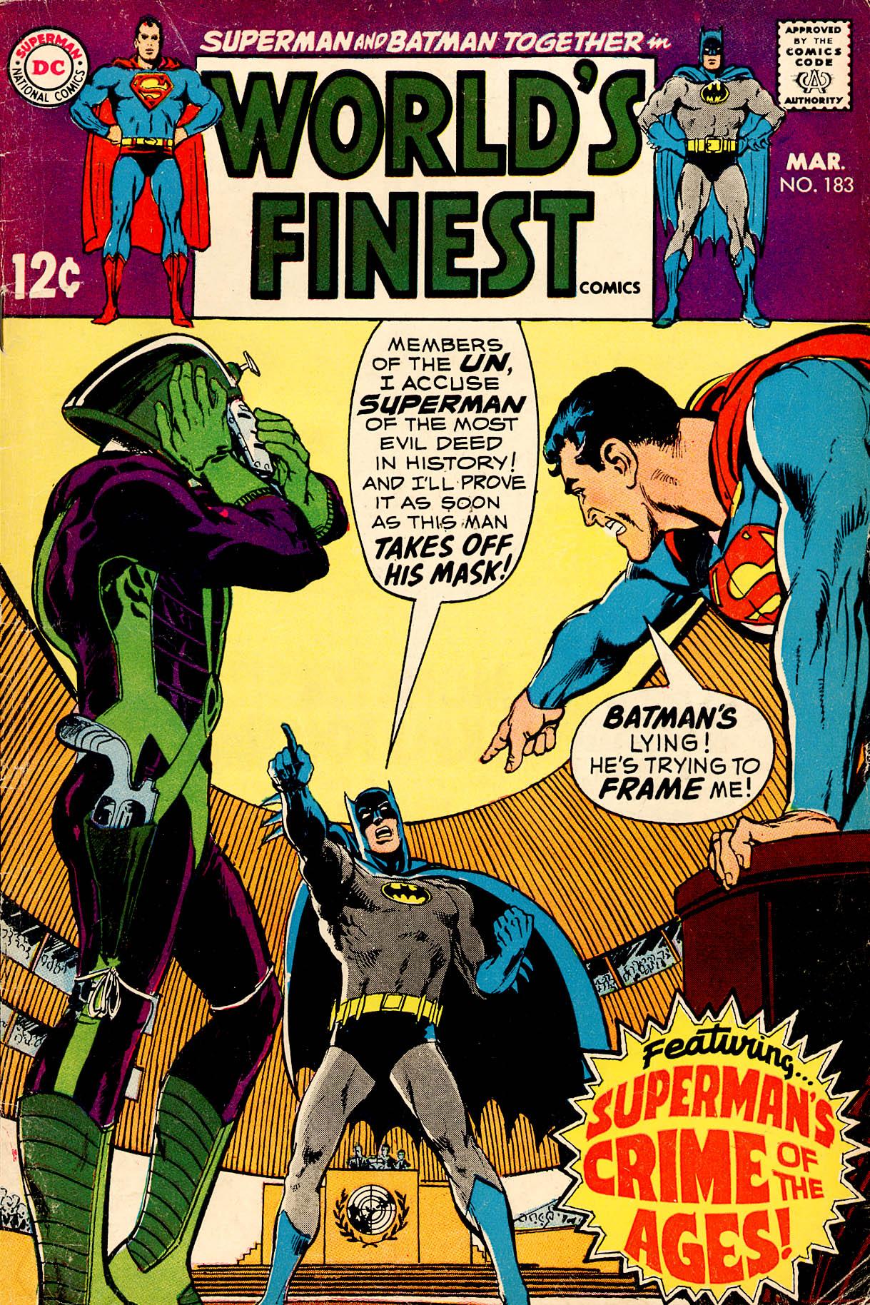 World's Finest Vol 1 183