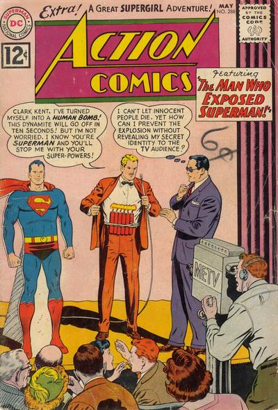 Action Comics Vol 1 288