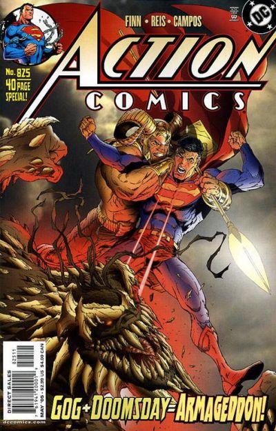 Action Comics Vol 1 825