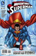 Adventures of Superman Vol 2 2