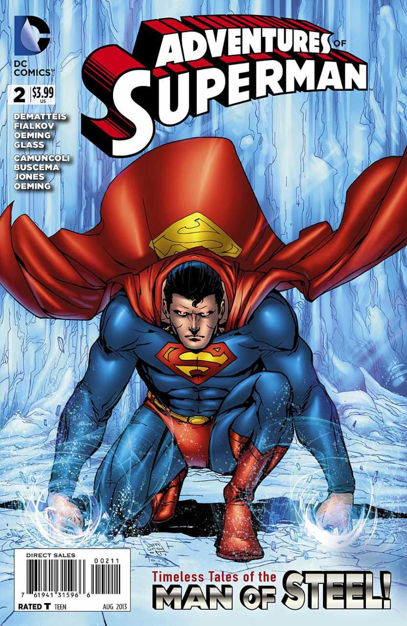 Adventures of Superman Vol 2 2
