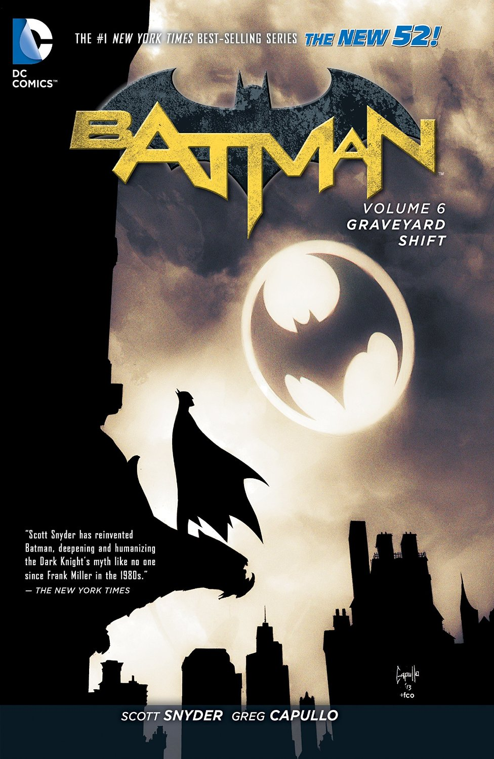 Batman: Graveyard Shift (Collected)