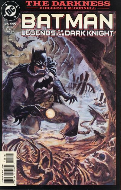 Batman: Legends of the Dark Knight Vol 1 115