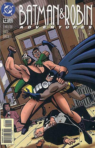 The Batman and Robin Adventures Vol 1 12