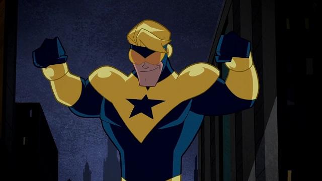 Michael Carter (Justice League Action)