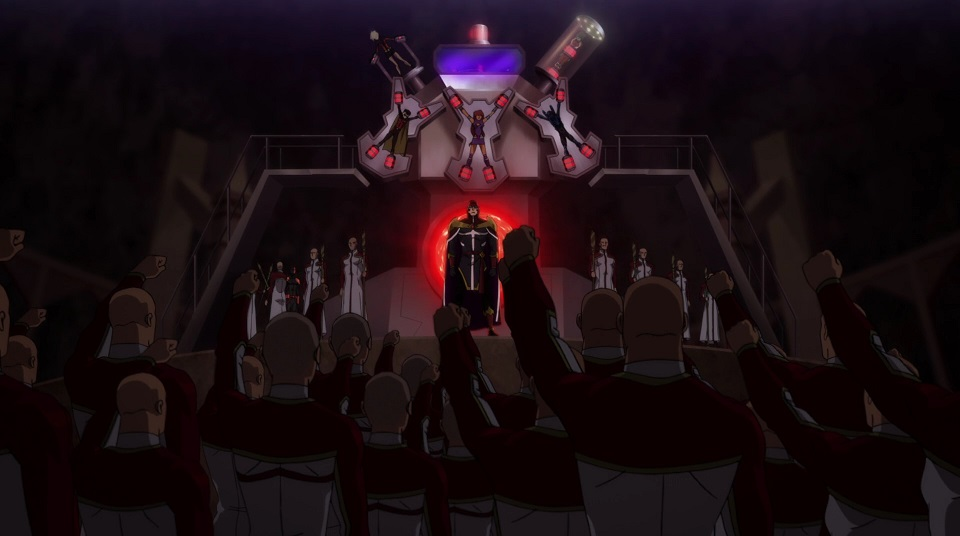 Church of Blood (DC Animated Movie Universe)