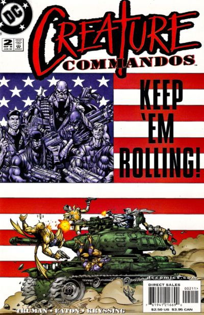 Creature Commandos Vol 1 2