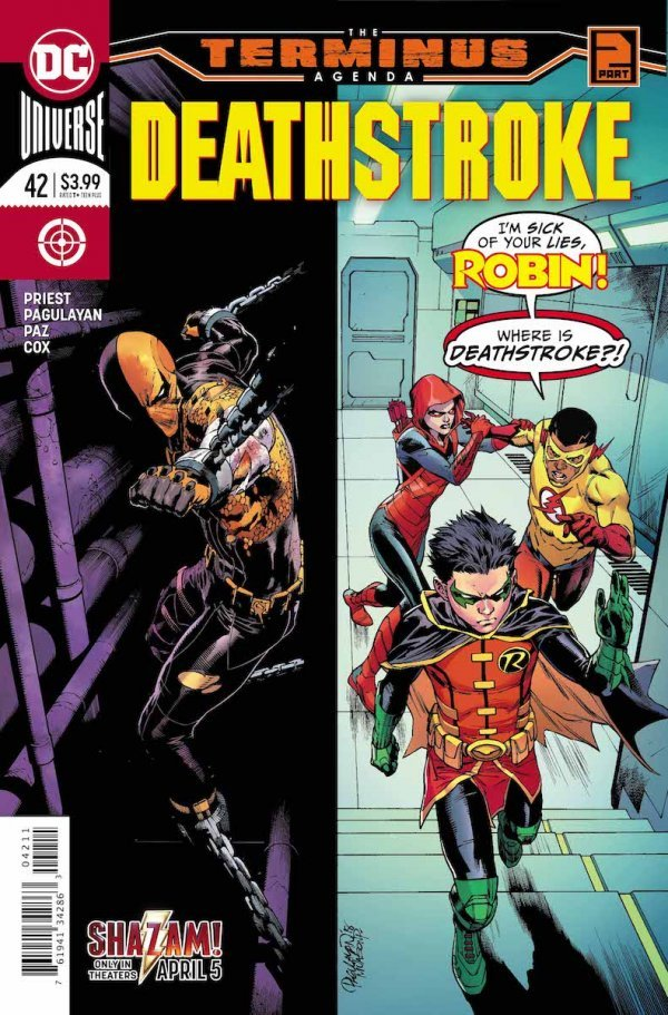 Deathstroke Vol 4 42