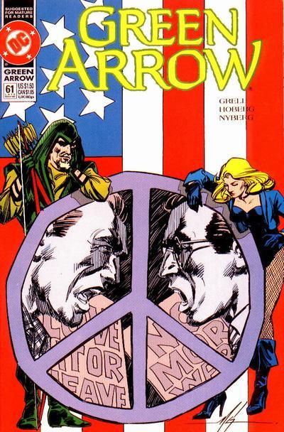 Green Arrow Vol 2 61