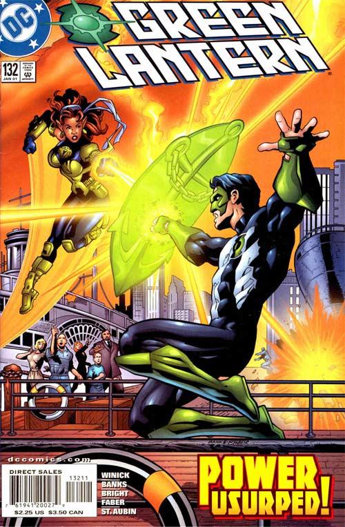 Green Lantern Vol 3 132