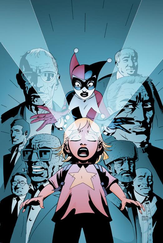 Harley Quinn Vol 1 37 Textless.jpg