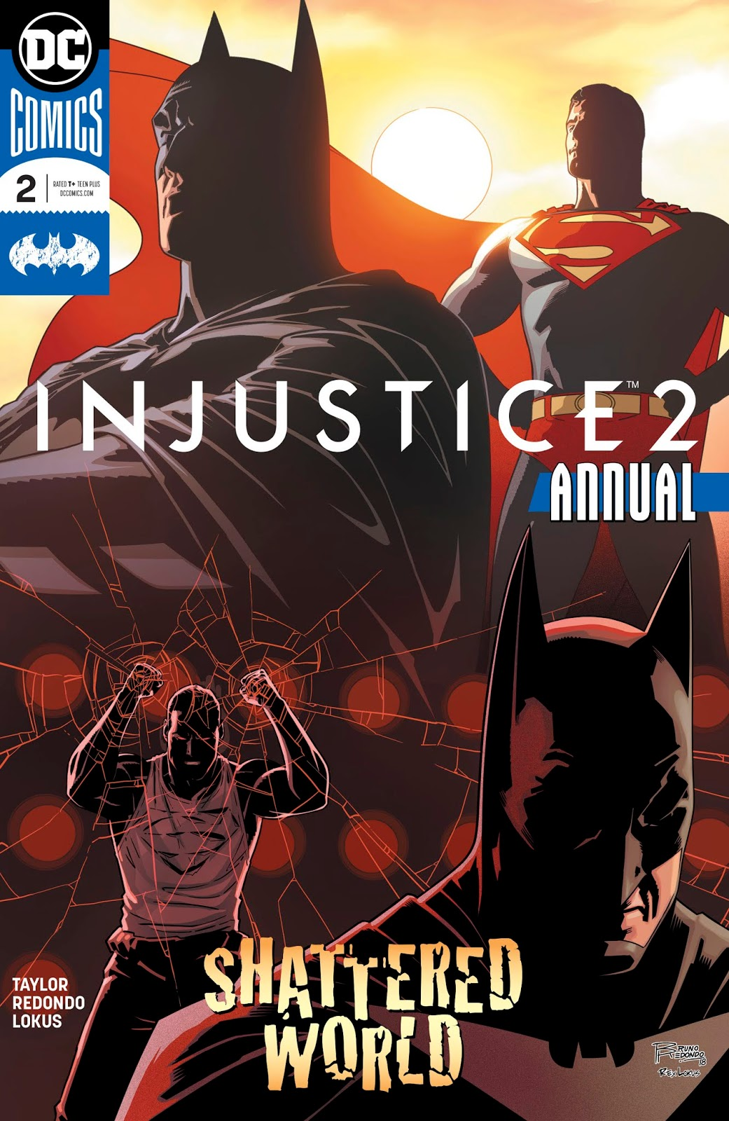 Injustice 2 Annual Vol 1 2
