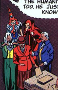 Injustice Society Golden Age