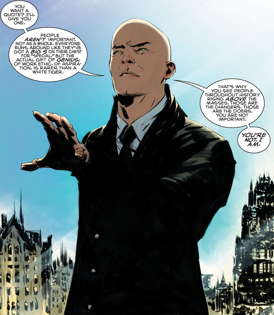 Alexander Luthor (American Alien)