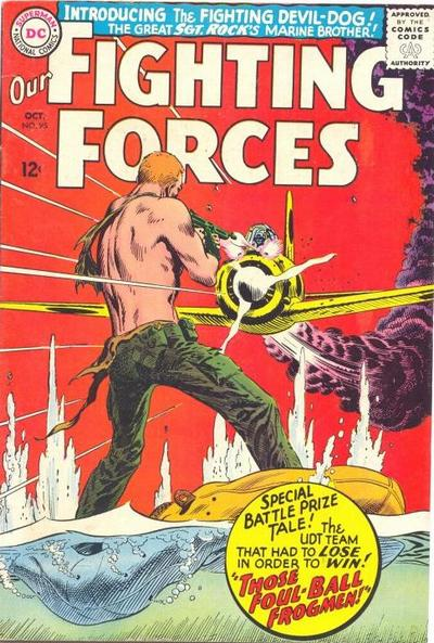 Our Fighting Forces Vol 1 95