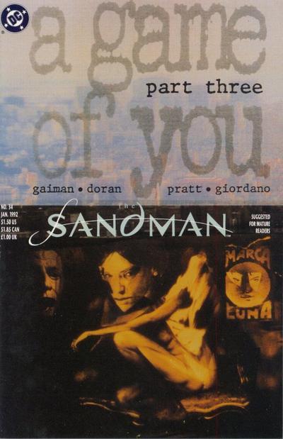 Sandman Vol 2 34