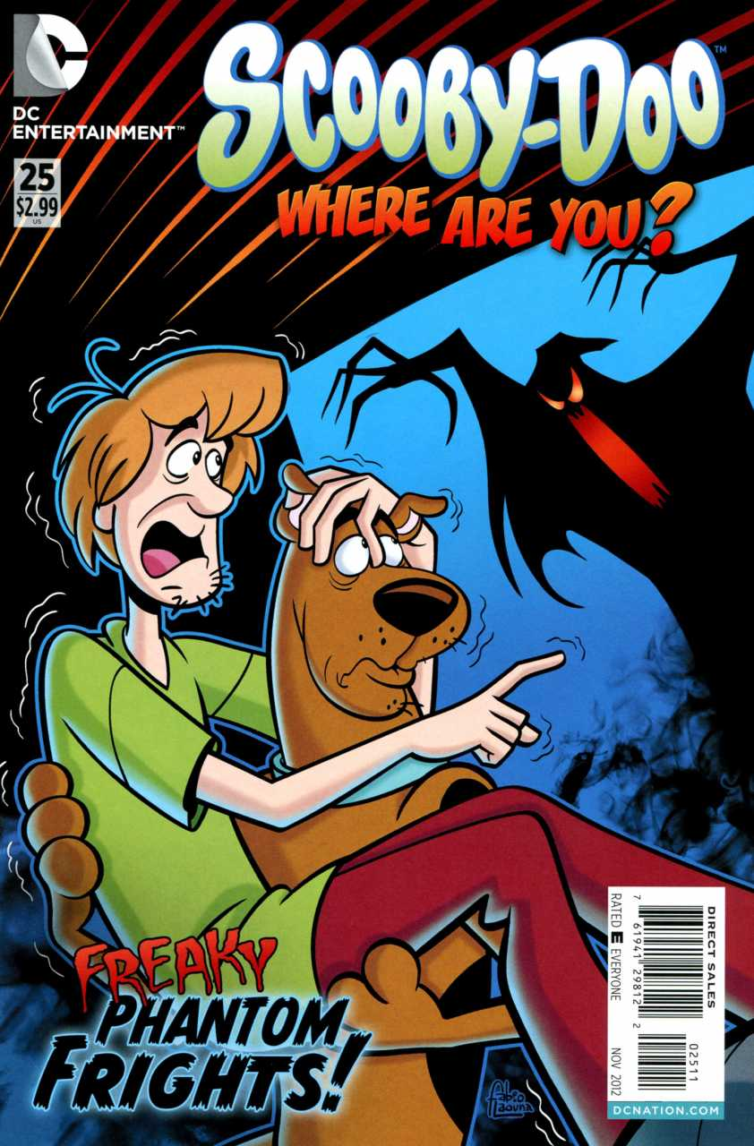 Scooby-Doo, Where Are You? Vol 1 25