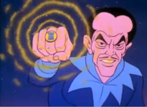 Sinestro (Super Friends)