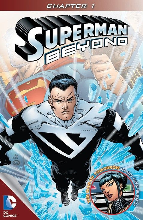Superman Beyond Vol 1 (Digital)