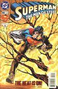 Superman Man of Steel Vol 1 55