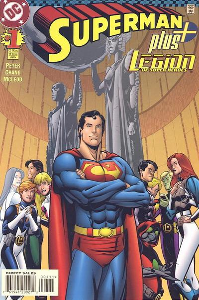Superman Plus Legion of Super-Heroes Vol 1 1