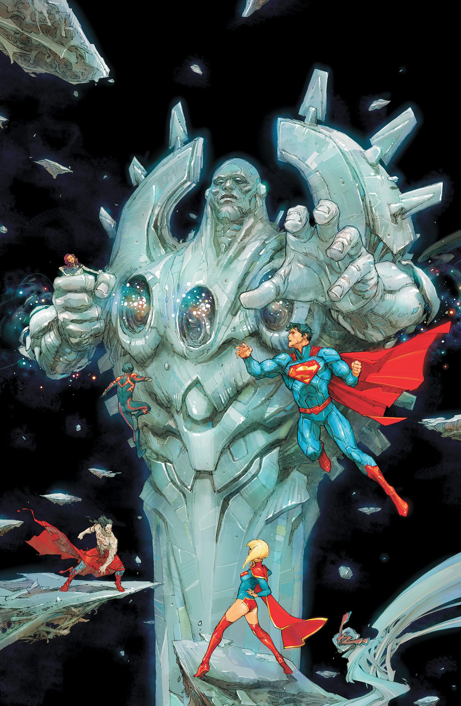 Superman Vol 3 17 Textless.jpg
