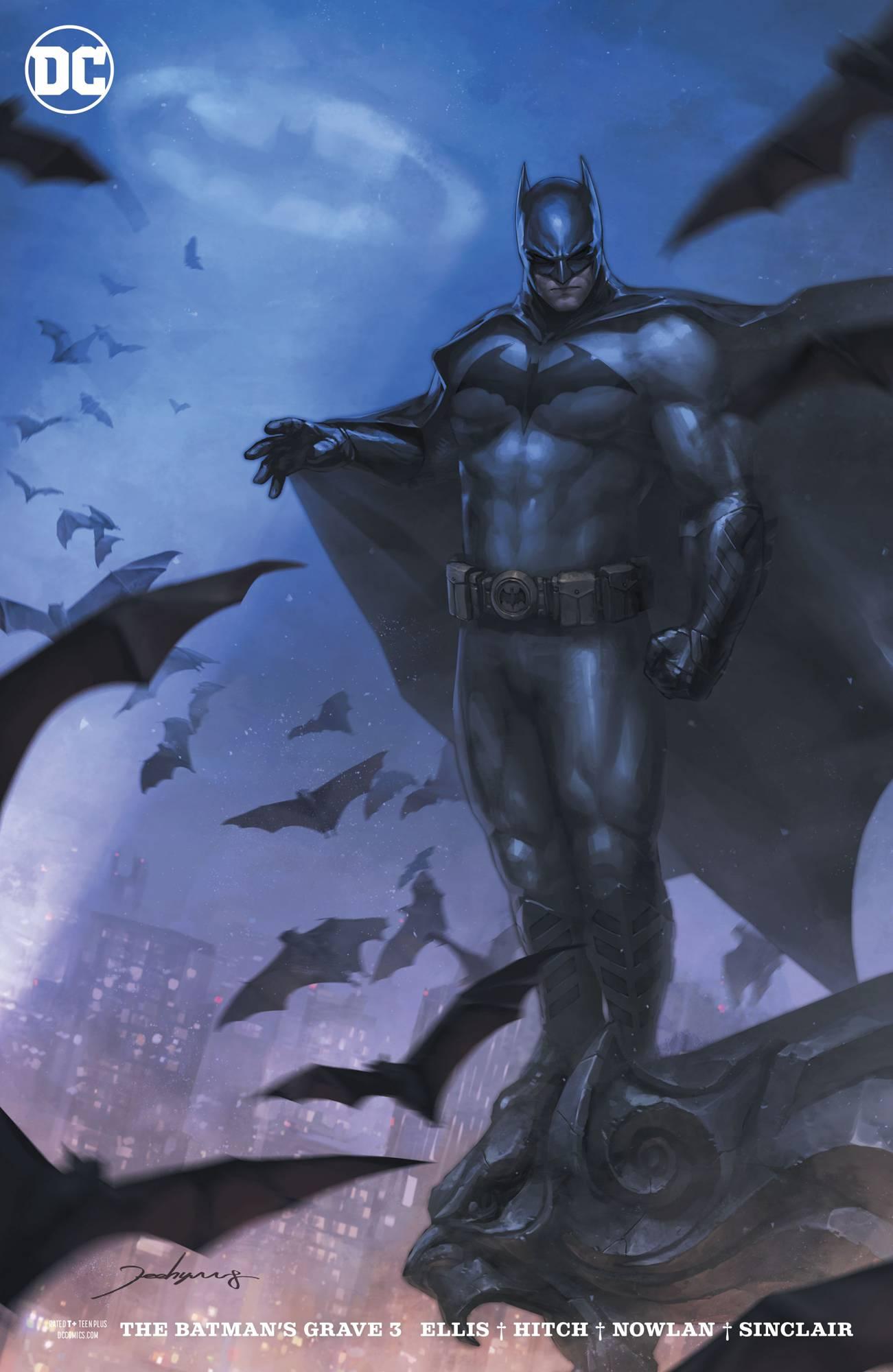The Batman's Grave Vol 1 3 Variant.jpg