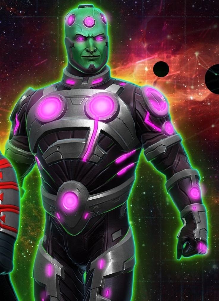 Vril Dox (DC Legends)