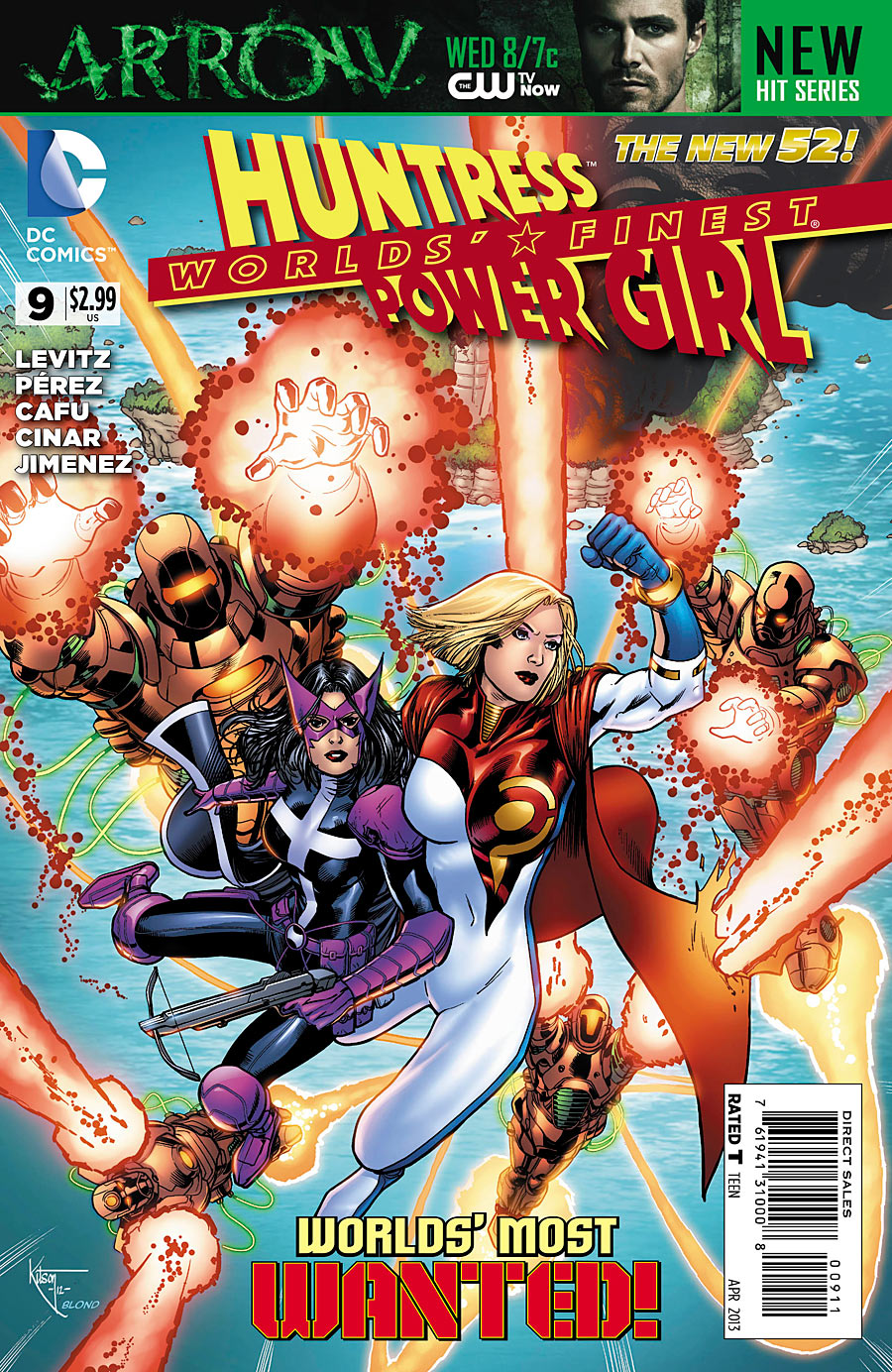 Worlds' Finest Vol 1 9
