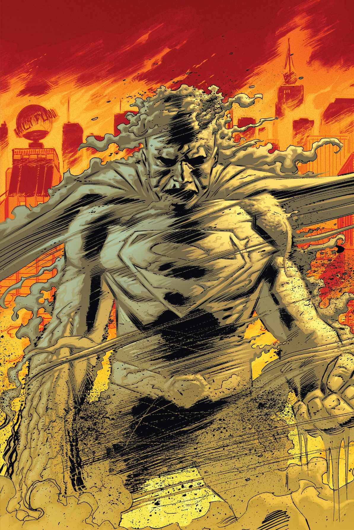 Sand Superman (Futures End)