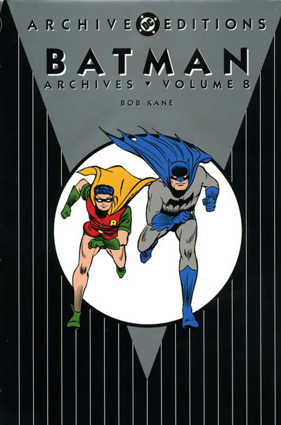 Batman Archives Vol 8 (Collected)