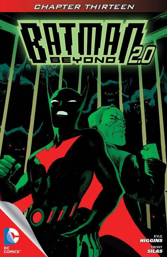 Batman Beyond 2.0 Vol 1 13 (Digital)