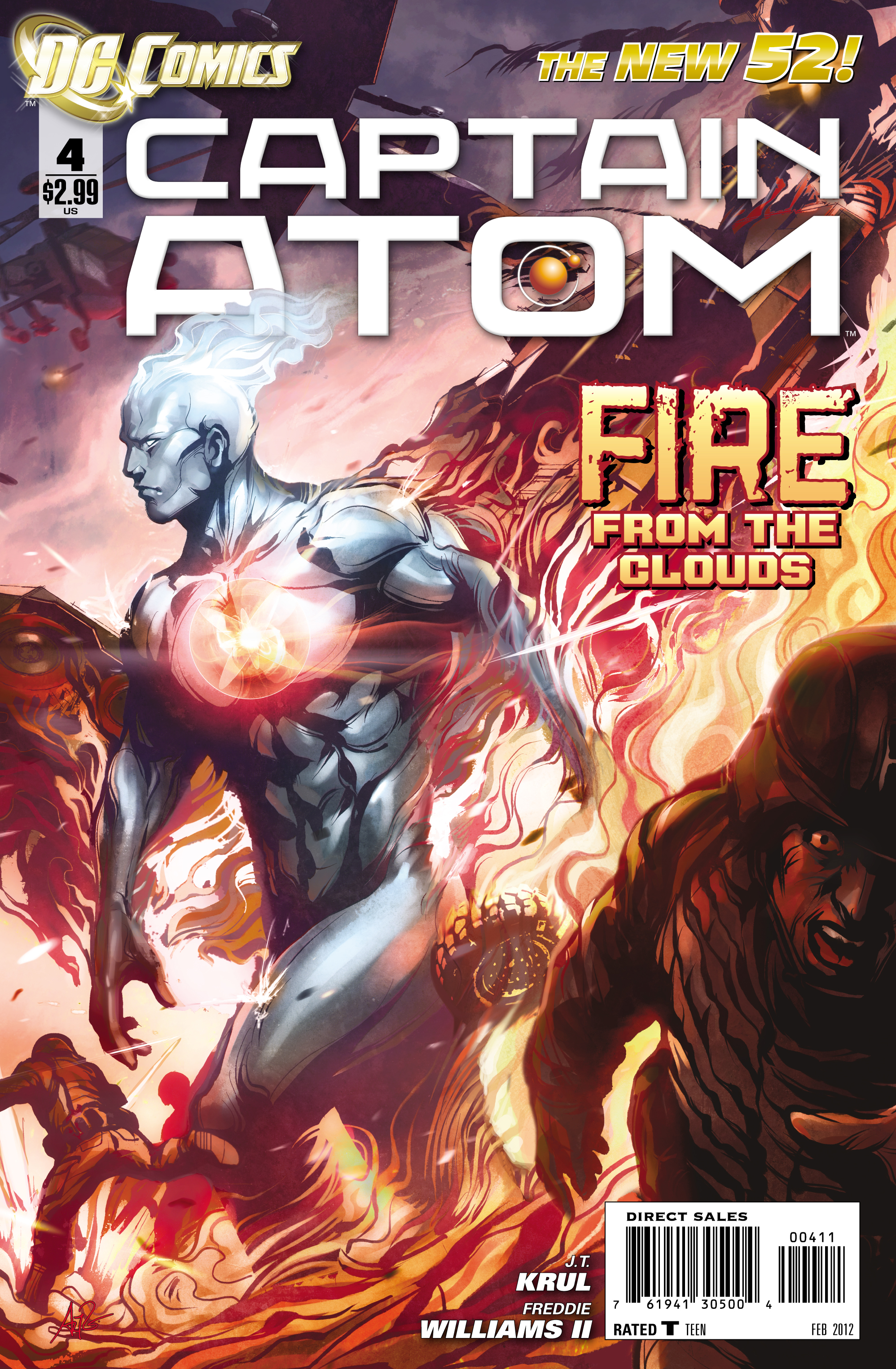 Captain Atom Vol 3 4
