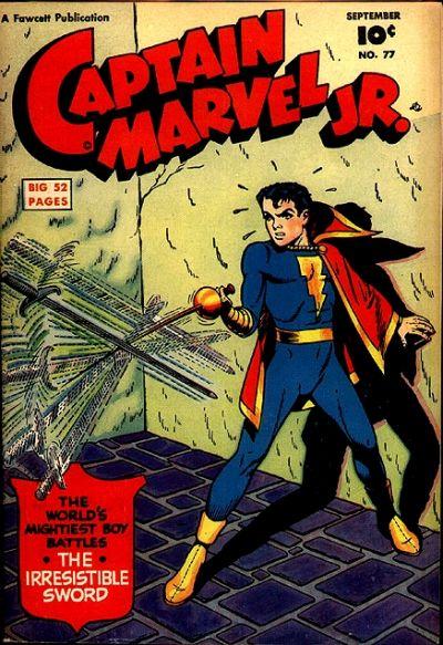Captain Marvel, Jr. Vol 1 77