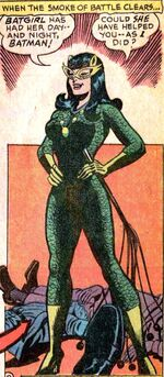 Catwoman's New Costume