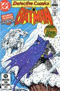Detective Comics 522