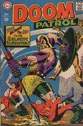 Doom Patrol Vol 1 116