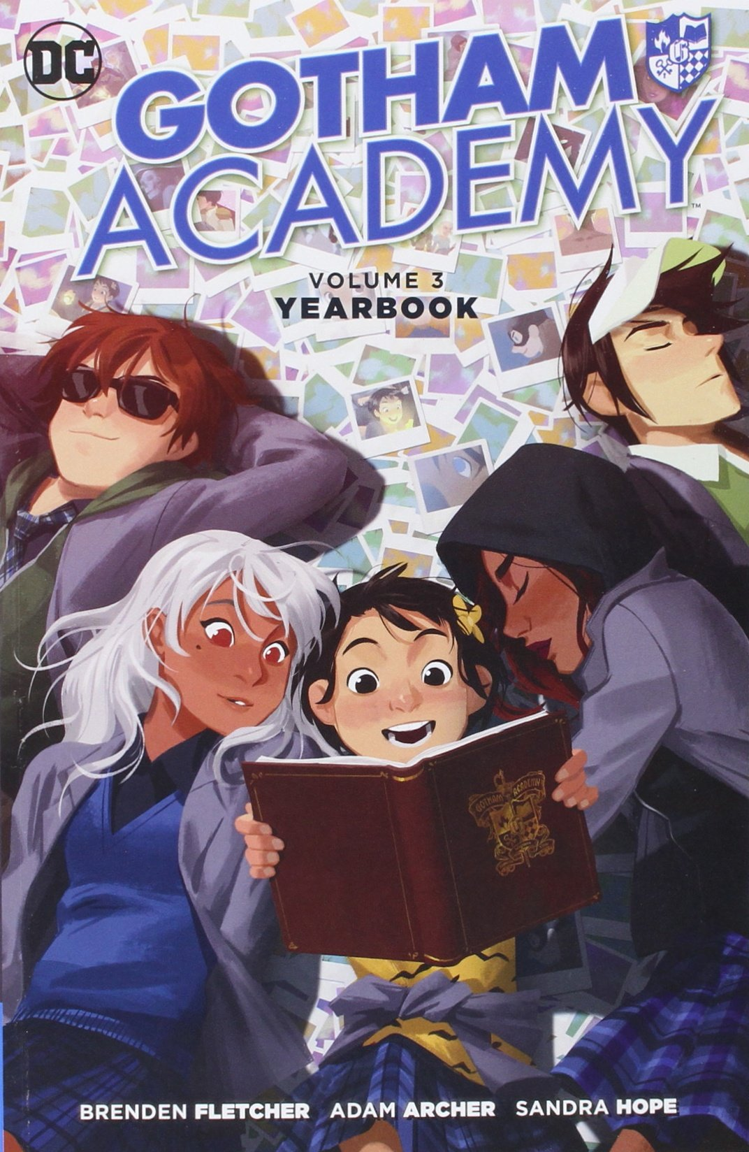 Gotham Academy: Yearbook (Collected)