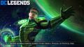 Hal Jordan Legendary DC Legends 01