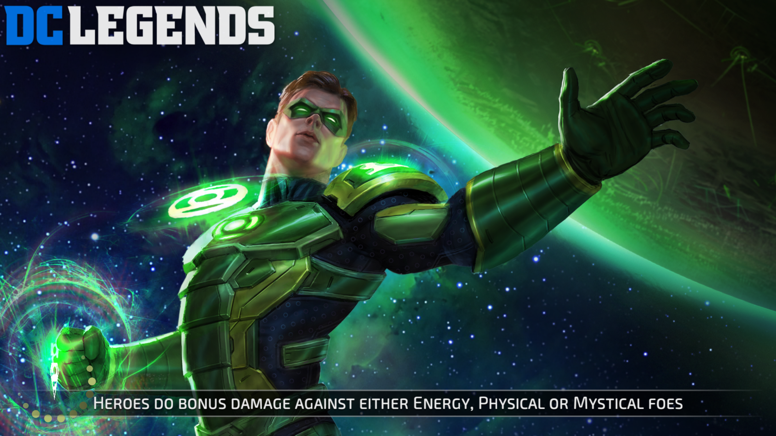 Hal Jordan (DC Legends)